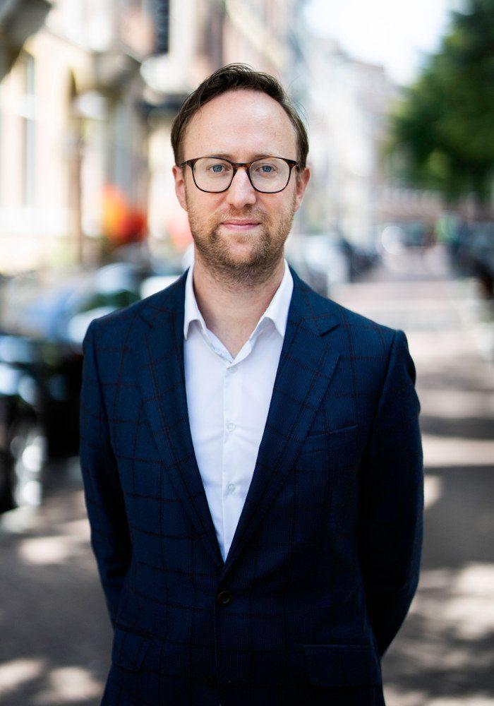 mr. Joren Veldheer